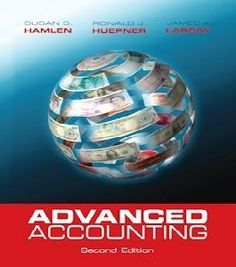 33 Free test bank for Advanced Accounting 2nd Edition by Hamlen Multiple Choice Questions prepare students to enhance understanding and familiarize them with the information presented in real financial situations.