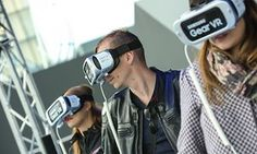 'Virtual reality can give everyone, regardless of where they live, the kind of…