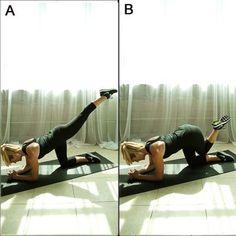 girlscene.nl - 10x Oefeningen voor smallere bovenbenen