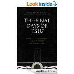 We just finished this book and I highly recommend it! The Final Days of Jesus: The Most Important Week of the Most Important Person Who Ever Lived- just $0.99