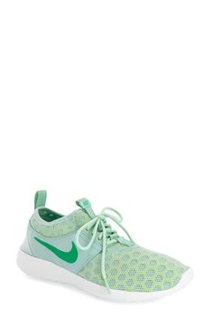 Green with envy over these streamlined sneakers from Nike!