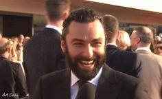 GIF:Aidan at BAFTAs 8th May 2016 with Poldark cast tumblr_o6vol9scos1uqd02go1_540.gif 540×331 pixels