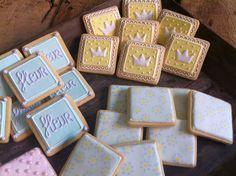 Verjaardagskoekjes voor Fleur!  Birthday cookies. #catering #Astrant #Sweet Solutions #verjaardag #feestje