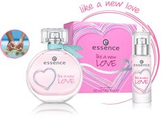 essence like a new love