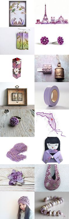 Lavender Love by Lee on Etsy--Pinned with TreasuryPin.com