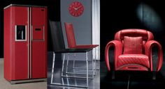 Some really cool stuff for the home, by Lamborghini (!!!)
