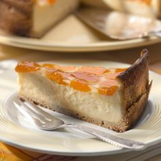Pudding-Mandarinen-Torte