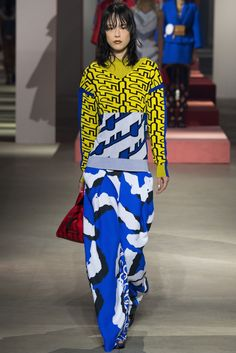#kenzo spring / summer 2016 #paris #fashion #defile #couture #fw #ss16 #graphic