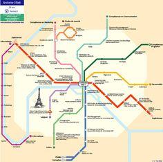 #CV #Metro