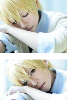 Kise Ryouta (by YUI - ample)   Kuroko no Basket #cosplay #anime