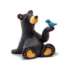 Bearfoots Bears Minnie Bear with Bird Figurine Bearfoots Bears by Jeff Fleming http://www.amazon.com/dp/B00I0AHYH4/ref=cm_sw_r_pi_dp_vMsItb0NNSM4G8Y0