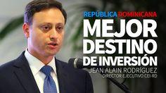 República Dominicana http://new.livestream.com/PresidenciaRD/republicadominicanamejordestinodeinversion/videos/68494377