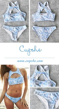Live life on the beach~Inspire confidence and beauty through redefined and affordable fashion. Free Shipping & Easy Return + Refund! It has high quality and soft fabric. You want to pick one once see it here. Catch it now at Cupshe.com