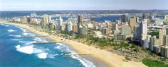 Durban, South Africa-one of my favorite places in the world! I could cry!