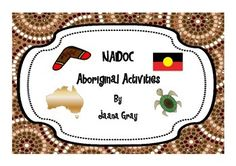This is a great unit for the younger students to explore the Australian Aboriginal traditions and customs.