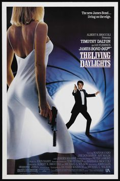 10) The Living Daylights. Dayton was a harder Bond, even more so than Craig. This is a serious Bond & the villians provided some lighter moments to balance things out.
