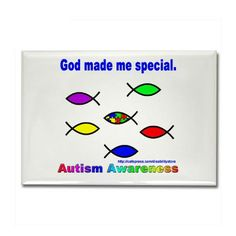 God Made Me Special Autism Awareness