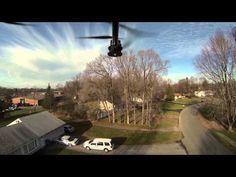 Bird's eye view: Rc-Drones HexaKong XL-6S Onboard Video Shot On GoPro Hero3 HD Black Edition
