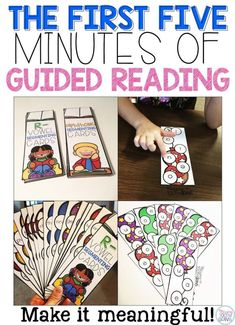The Best Way To Start Guided Reading - Missing Tooth Grins