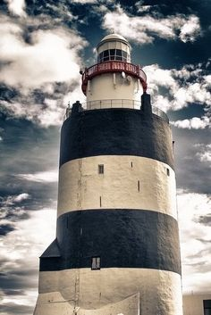 hello-moment-s: Hook Lighthouse by Dunmore Studio on Flickr