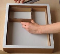 DIY How to make a cardboard drawer organizer HD (corrugated cardboard furniture) - box building Best Picture For clay crafts For Your Taste You are looking for something, and it is - Cardboard Drawers, Cardboard Box Crafts, Cardboard Furniture, Cardboard Organizer, Diy Storage Boxes, Craft Storage, Diy Arts And Crafts, Diy Home Crafts, Craft Ideas