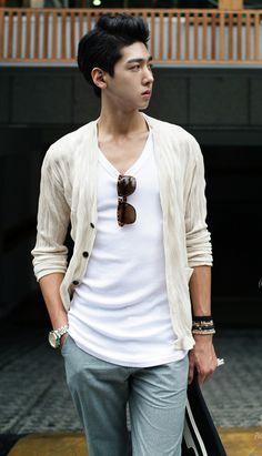 Men's Fashion - Spring | Raddest Looks On The Internet: http://www.raddestlooks.net