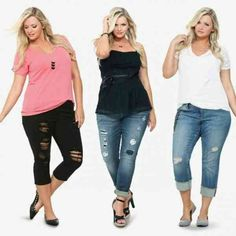 Für mollige damen kleine mode Mode für