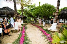 #Casamento na #praia.  #Trancoso #Bohemian #wedding
