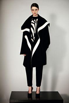 Joseph London Fall 2013-Zebra stripes