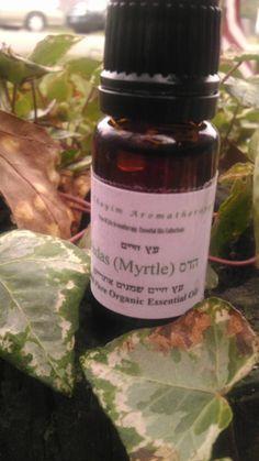 Hadas (Myrtle) הדס Pure Organic essential oil-10ml