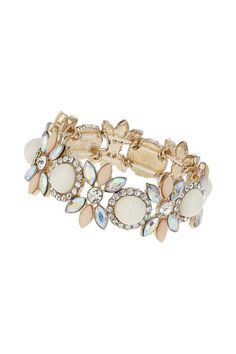 Shop the latest in women's clothing at Wallis. Choose from the latest styles of dresses, coats, tops, trousers, and petite. Ring Necklace, Earrings, Wallis, Crystal Bracelets, Women Jewelry, Crystals, Pretty, Suitcase, Accessories