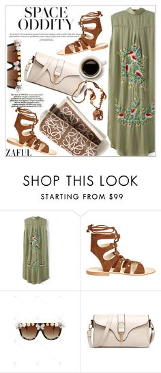 """""""Zaful"""" by teoecar ❤ liked on Polyvore featuring Cornetti and zaful"""