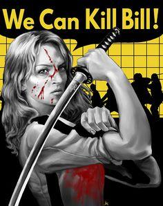 We Can Kill Bill by hugohugo on DeviantArt