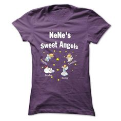 NeNes  Sweet Angels T-Shirts, Hoodies (21.95$ ==►► Shopping Here!)