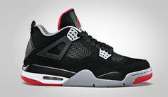 Air Jordan IV - Black Cement