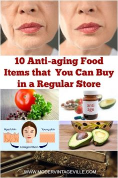 10 Anti-aging Food Items that You Can Buy in a Regular Store – Skin Care Anti Aging Facial, Best Anti Aging, Anti Aging Skin Care, Natural Skin Care, Routine, Anti Aging Treatments, Skin Food, Homemade Skin Care, Skin Care Tips