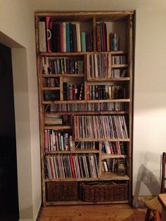 Scaffold board shelves (full)