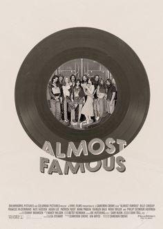Almost Famous via freecocaine Famous Movie Posters, Famous Movies, Famous Art, Patrick Fugit, Movie Co, Photo Dream, Circle Game, Cinema, Happy Photos