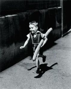 the little parisian | The Little Parisian by Willy Ronis Art Print - WorldGallery.co.uk