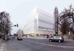 NUK II National Library Proposal