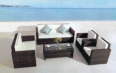 Yarbon Outdoor Sofa Set