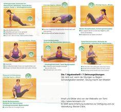 Die 27 Besten Bilder Auf Dehnübungen Physical Therapy Health