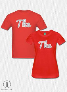 THE Ohio State University Buckeyes Tshirt by DimestoreSaintDesign