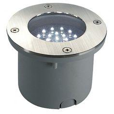 LED Wetsy, round, Bodeneinbauleuchte / LED24-LED Shop