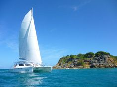 Private Yacht Charter proposes day charter boats and cruises. The fleet is composed by sailing catamarans, power catamarans and single hull yachts, based in Oyster Pond Great House Marina. Day Charter activity offers the boat of your choice in private, with captain, free drinks and snacks. Itineraries: ST BARTHS discovery day, ANGUILLA round trip, PINEL TINTAMARRE relaxing day.