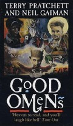 Good omens; the nice and accurate prophecies of Agnes Nutter, witch; a novel