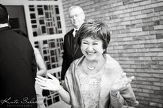 Our Lady of Sorrows Farmington wedding - Kate Saler Photography