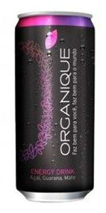 'First Brazilian Organic EnergyDrink' with acai and guarana by Viva Organique