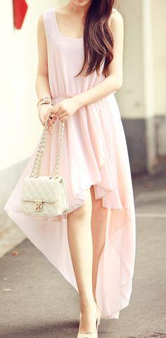 Beautifully elegant and pink