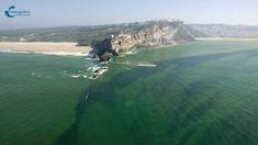 As maiores ondas do mundo são em Portugal: A onda da Nazaré explicada